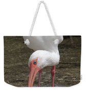Down At The Beach Weekender Tote Bag