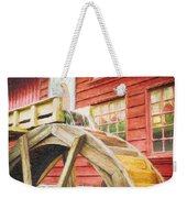 Down By The Old Mill Weekender Tote Bag