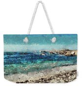 Down By The Sea 2 Weekender Tote Bag