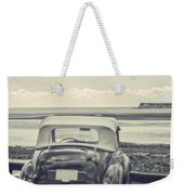Down By The Shore Weekender Tote Bag