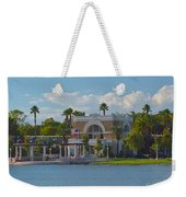 Down By The Station Weekender Tote Bag