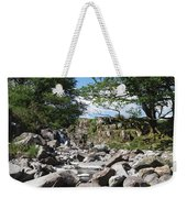 Down From The Mountains Weekender Tote Bag