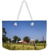 Down Home Amish Farm Weekender Tote Bag