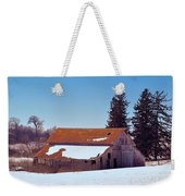 Down In The Valley Weekender Tote Bag