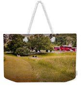 Down On The Farm Weekender Tote Bag by Bill Wakeley