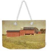 Down On The Farm Weekender Tote Bag by Kim Hojnacki