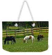 Down On The Ranch Weekender Tote Bag