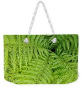 Down The Fernhole Weekender Tote Bag
