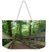 Down The Mountain Weekender Tote Bag