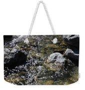 Down The River Weekender Tote Bag
