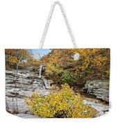 Down The Rocks Weekender Tote Bag