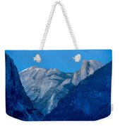 Down The Valley Yosemite Weekender Tote Bag