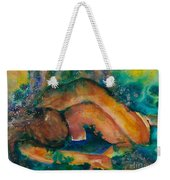 Down To Earth Up To Me Weekender Tote Bag