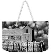 Down To The Waterline Weekender Tote Bag