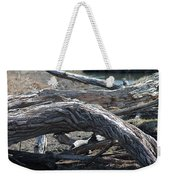 Down Tree Arch Weekender Tote Bag