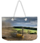 Downfall Of A 109 Colour Version Weekender Tote Bag