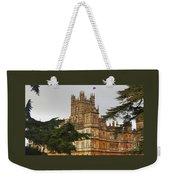 Downton Abbey Vision # 4 Weekender Tote Bag