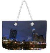 Downtown Austin Weekender Tote Bag