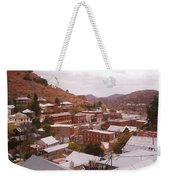 Downtown Bisbee Weekender Tote Bag