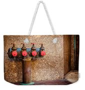 Downtown Extinguisher  Weekender Tote Bag