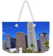 Downtown Los Angeles Weekender Tote Bag