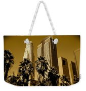Downtown Los Angeles Weekender Tote Bag