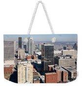Downtown Louisville Kentucky Weekender Tote Bag