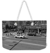 Downtown Nashville Legends Corner Weekender Tote Bag by Dan Sproul