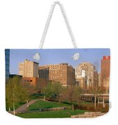 Downtown Omaha Ne Weekender Tote Bag