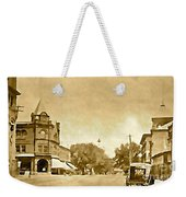 Downtown Port Chester Weekender Tote Bag