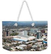 Downtown San Jose California Weekender Tote Bag