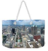 Downtown St. Louis Weekender Tote Bag