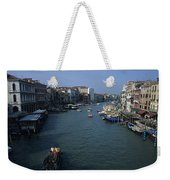 Downtown Venice Weekender Tote Bag