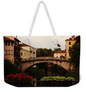 Downtown Vicenza Weekender Tote Bag