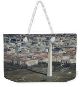 Downtown Washington Dc Weekender Tote Bag