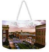 Downtown Washington Nc Weekender Tote Bag