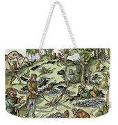 Dowsing Weekender Tote Bag