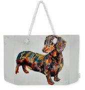 Doxie Weekender Tote Bag