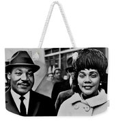 Dr And Mrs King Weekender Tote Bag