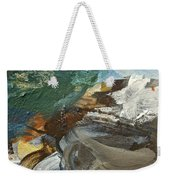 Dr Driftwood Undertow Weekender Tote Bag by Cliff Spohn
