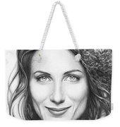 Dr. Lisa Cuddy - House Md Weekender Tote Bag