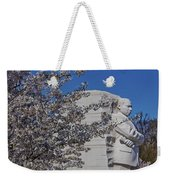 Dr Martin Luther King Jr Memorial Weekender Tote Bag
