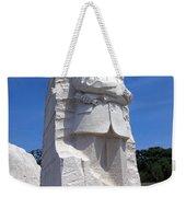 Dr Martin Luther King Memorial Weekender Tote Bag