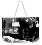 Dracula Bela Lugosi Fantasy Nude Weekender Tote Bag