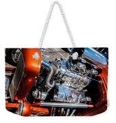 Drag Queen - Hot Rod Blown Chrome  Weekender Tote Bag