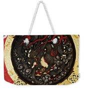 Dragon At The Senso-ji Temple Weekender Tote Bag
