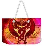 Dragon Duel Series 15 Weekender Tote Bag