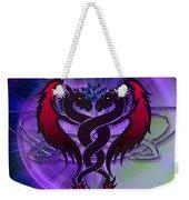 Dragon Duel Series 19 Weekender Tote Bag
