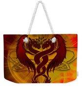 Dragon Duel Series 5 Weekender Tote Bag