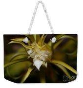 Dragon Flower Weekender Tote Bag